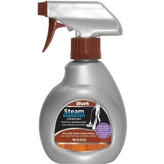 Shark Steam Energized Cleanser (Wood) - Silver