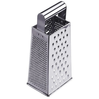 Progressive HG-925 International Deluxe Grater, Stainless Steel, 9-3/8""