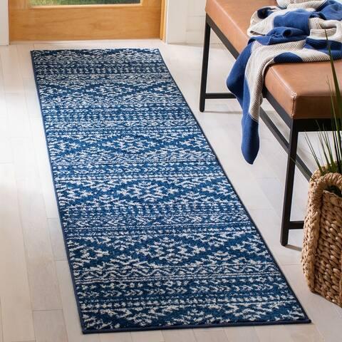 SAFAVIEH Tulum Bora Moroccan Boho Chic Area Rug