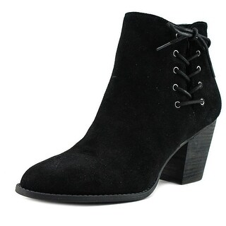 Jessica Simpson Yesha   Round Toe Suede  Ankle Boot
