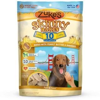 Zuke's Skinny Bakes 10's Peanut Butter and Banana 12 oz.