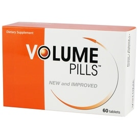 Volume Pills Male Enhancement - Ejaculate More with BIGGER, Thicker, and Long Lasting Erection
