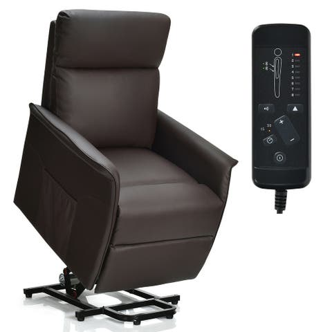 Gorelax Electric Power Lift Massage Recliner Chair Sofa w/Remote
