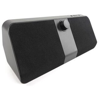 Grace Digital Gdi-Bttv100 Wireless Tv Speaker With Digital Voice Enhancing Equalization To Optimize Tv Audio Dialog