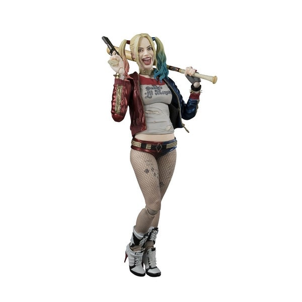 "Suicide Squad S.H. Figuarts Harley Quinn 6"" Action Figure - multi"