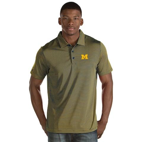 University of Michigan Men's Quest Polo Shirt