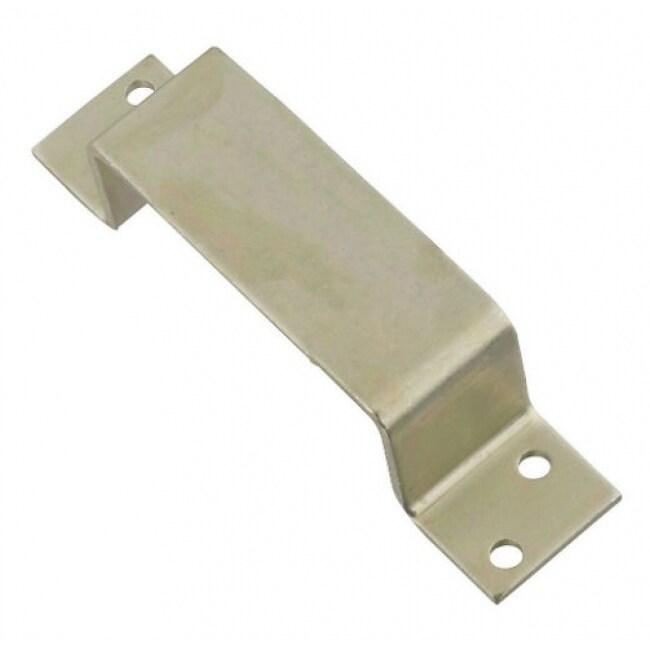 National Hardware N235-291 Closed Bar Holder, Zinc Plated