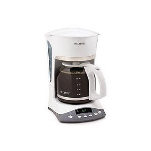 Mr Coffee Skx20 Np 12 Cup Programmable Maker White