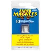 """Master Magnetics 07045 Super  Neodymium Magnet .3""""Dia"""