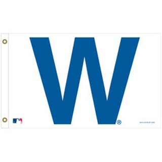 Chicago Cubs Flag 3x5 Deluxe Flag W