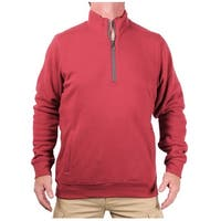 "Gear For Sports Men's ""Cambridge"" 1/4-Zip Lofted Fleece Shirt"