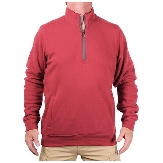 "Gear For Sports Men's ""Cambridge"" 1/4-Zip Lofted Fleece Shirt (More options available)"