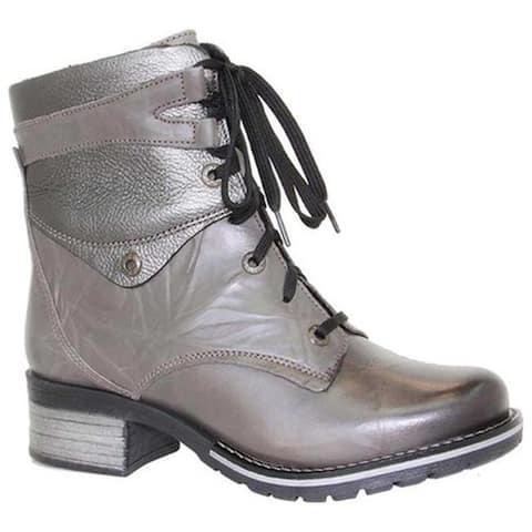 Dromedaris Women's Kara Boot Slate Leather