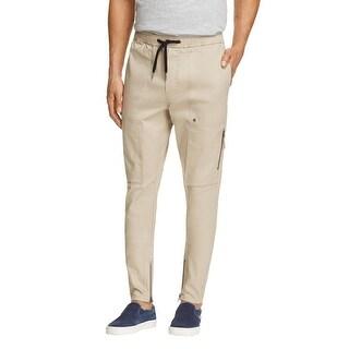 Zanerobe Blockshot Drawstring Regular Fit Chino Pants 30x30 Khaki Cargo Pants