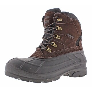 Kamik Fargo Men's Winter Insulated Snow Boots Waterproof