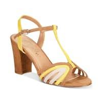 Callisto Womens Campie Open Toe Casual Strappy Sandals