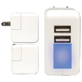 iStuff Dual USB Charger Power Adapter