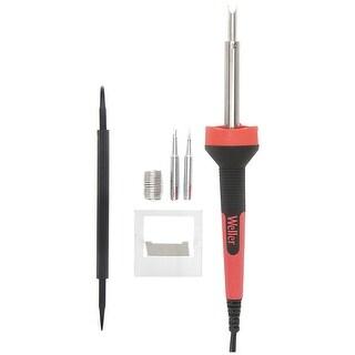 Weller SP40NKUS 40 Watt LED Soldering Iron Kit, Red/Black