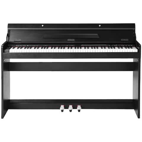 88-Key Non-Slip Dynamic Electric Piano