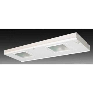 """Volume Lighting V6072 2 Light 16"""" Width Xenon Under Cabinet Light - White - N/A"""