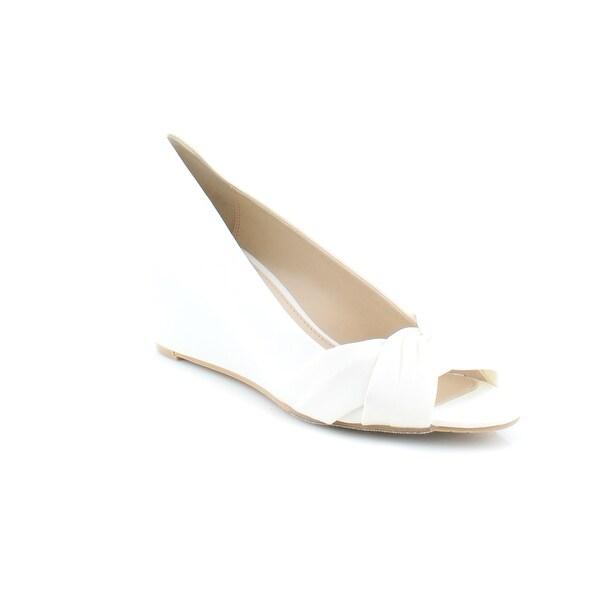 Nina Edielia Women's Heels Ivory Luster