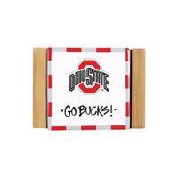 Ohio State University Coaster Set