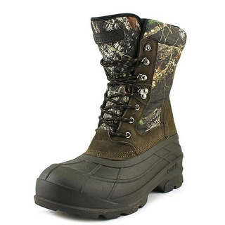 Kamik Nation Plus Round Toe Synthetic Snow Boot