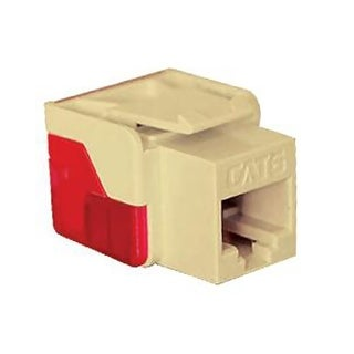 Icc Ic1078l6iv Modular Connector Jack - Ivory