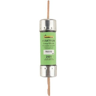 Bussmann 100A Td Cartridge Fuse FRN-R-100 Unit: EACH