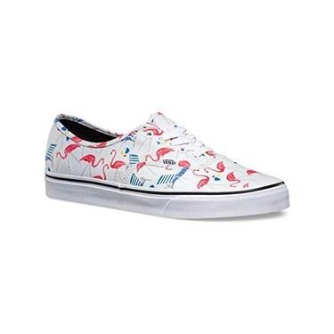 Vans (POOL VIBES) mens skateboarding-shoes VN-04MLJPH-6.5 - Classic White/White