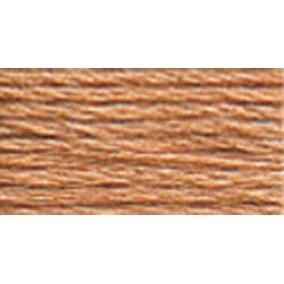 Flesh Medium Dark - Anchor 6-Strand Embroidery Floss 8.75Yd (12/Pack)