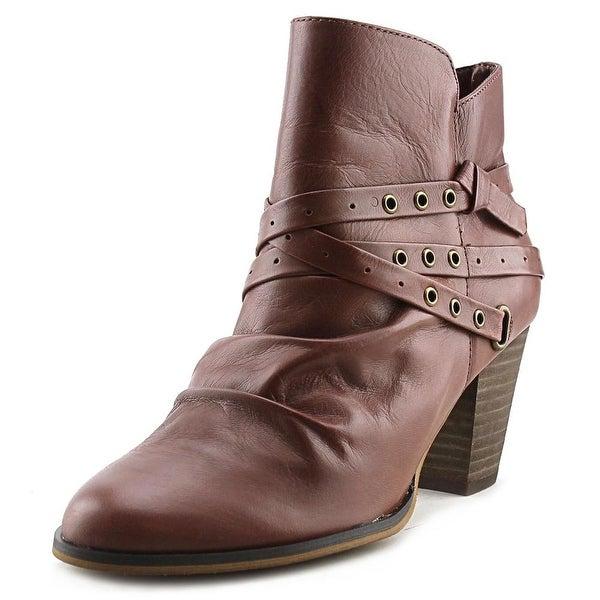 Bella Vita Kiki Women W Round Toe Leather  Ankle Boot