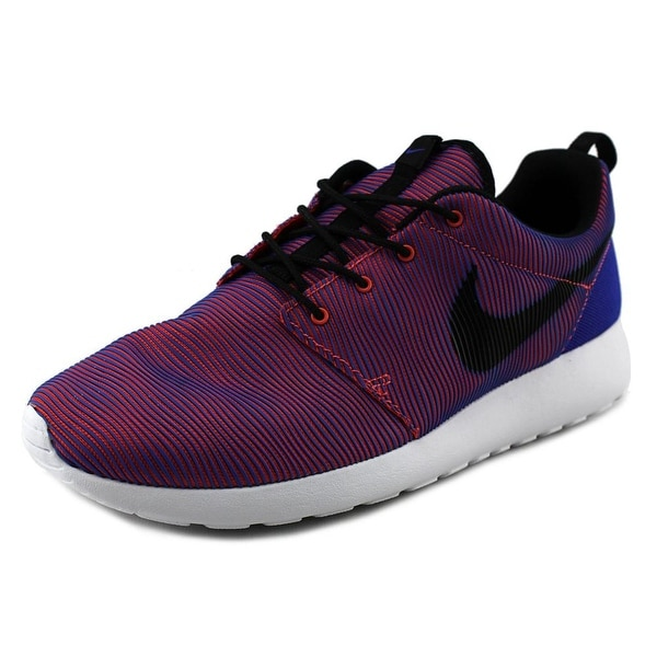 Nike Roshe One Prem Plus Men Round Toe Synthetic Blue Tennis Shoe