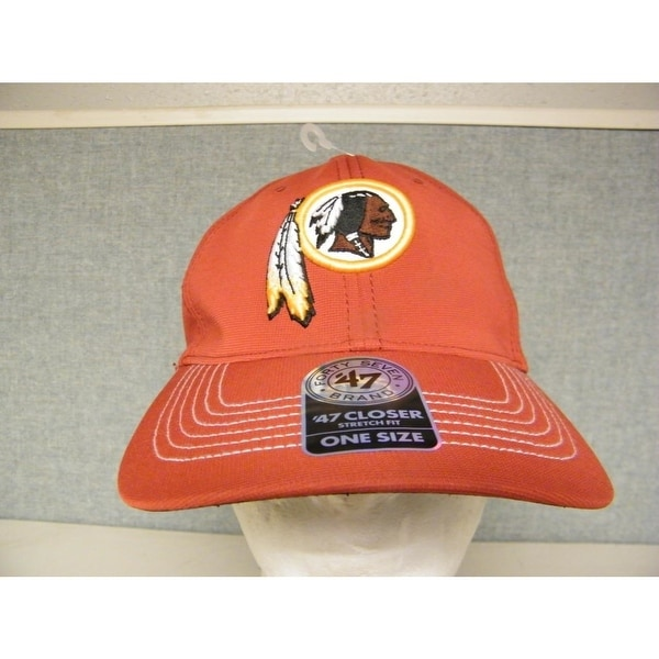 4fc54348f0397 Shop Washington Redskins Mens Adult Unisex OSFA 47  Brand Cap Hat  28 - On  Sale - Free Shipping On Orders Over  45 - Overstock - 23085389
