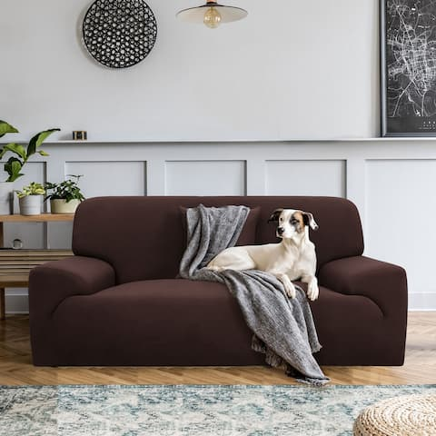 Elastic Comfortable Loveseat Sofa Cover Protector