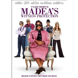 Madea's Witness Protection [DVD]