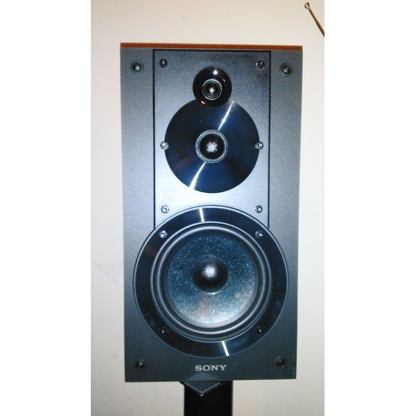 Top Product Reviews For Sony SS CS5 3 Way Driver Bookshelf Speaker System