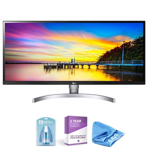 "LG 34"" Class 21:9 UltraWide® Full HD IPS LED Monitor with HDR 10"