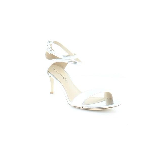 Via Spiga Leesa Women's Heels Silver - 6.5