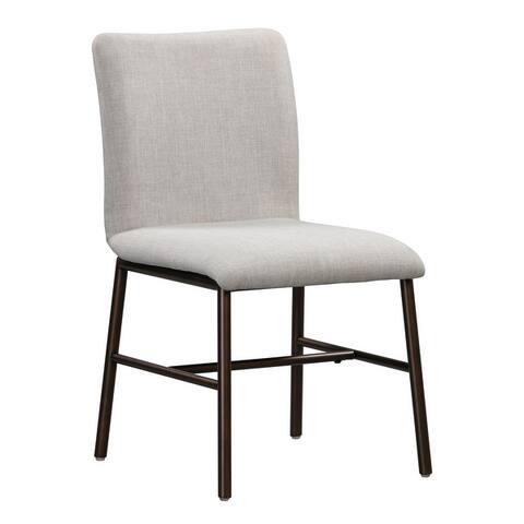 "Bushwick Upholstered Dining Chair (Set of 2) - 19.3""W x 22""D x 33.1""H"
