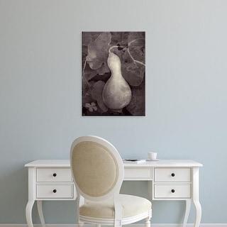 Easy Art Prints Elena Ray's 'Gourd V' Premium Canvas Art