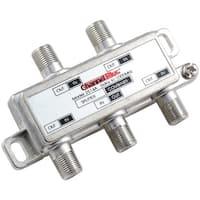 Channel Plus 2514 Dc/Ir Passing Splitter/Combiner (4 Way)
