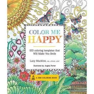 Race Point Publishing Books-Color Me Happy