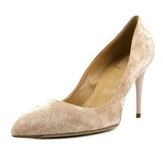Roger Vivier Dec. Miss Viv T.85   Pointed Toe Suede  Heels