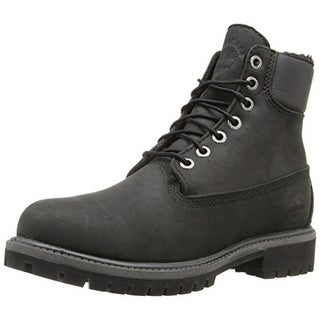 Timberland Mens Leather Waterproof Casual Boots