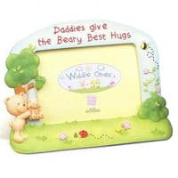 'Daddy Gives the Beary Best Hugs' Picture Frame by Russ Berrie