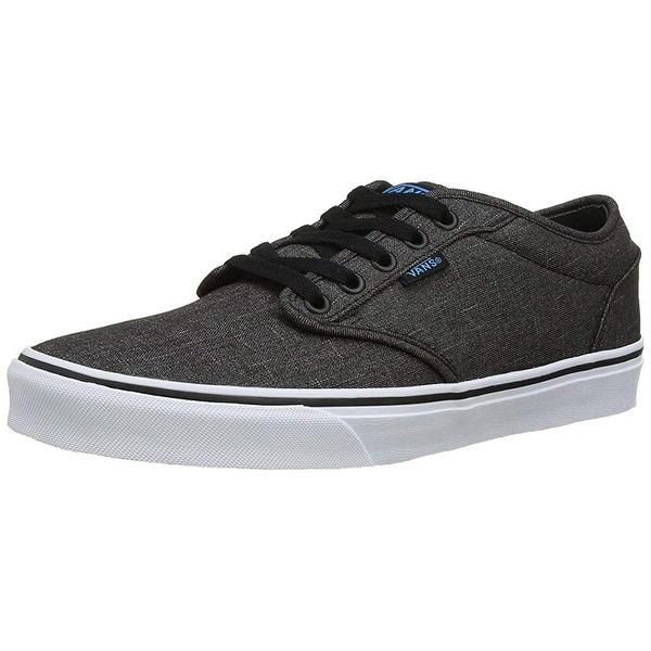 ed8e6754ffb39f Shop Vans Mens Atwood (Textile) Black Hawaiin Ocean Skate Shoe 9.5 ...