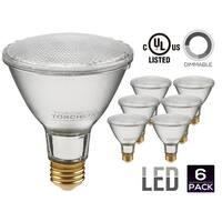 PAR30 LED Light Bulb, 11W (75W Equivalent), 2700K Soft White/5000K Daylight, Spot Light