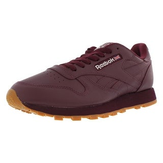 Reebok Cl Leather Autumn Mono Gum Casual Men's Shoes