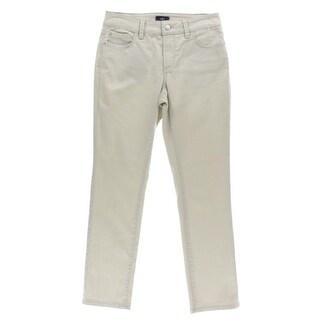 NYDJ Womens Skinny Jeans Denim Classic Rise